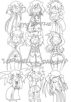 Tales of CARAMELL DANSEN by Ceruse