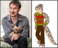 David Thewlis as Montague by iamnater1225