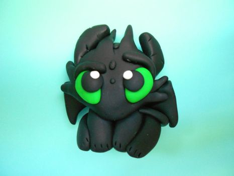 Chibi Toothless TUTORIAL and GIVEAWAY by SkipperSara