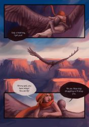 Step Aside: Chapter 02: Page 18 by OrangeSavannah