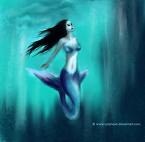 Mermaid by Sylpheah