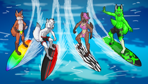 Surfs Up! by KristKC