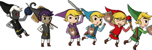 Link x6 by Icy-Snowflakes