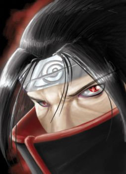 Itachi by blinkythemouse
