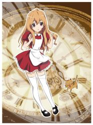 Taiga in Wonderland by theredprincess
