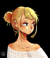 Light Girl by Aupricot