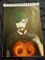 AntiSepticEye Painting - Finished by AssassinVicz