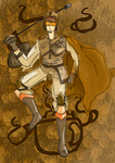 SSI: Coffee Knight by Washu-Dark-Ira