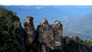 The Blue Mountains by lemonfox2002