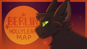 Berlin Hollyleaf MAP [ Thumbnail entry ] by Kiwory