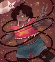 Smoky Quartz by ChibiSo