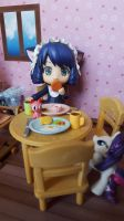 Nendoroid Breakfast Time 3 by ng9