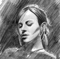 Gemma Hayes by ZhaoT