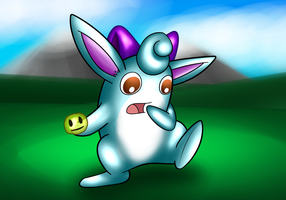 Transform Me! #28 - Wigglytuff by Ryusuta
