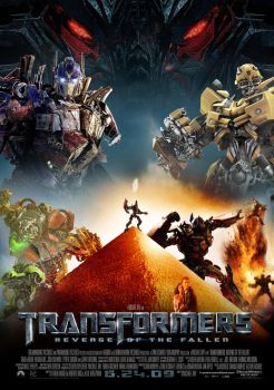 Transformers 2 Poster by Alecx8