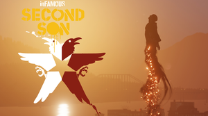 Infamous Second Son Wallpaper by Linkmaster101
