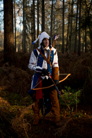 Assassins creed 3 connor - The Hunter by SquallWolfheart