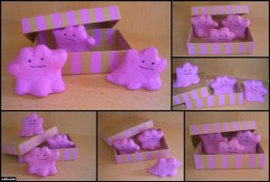 The Ditto Factor by Sabbochan