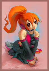 VOCALOiD gif art by marioneTTe2007