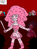 Pink Pearl is protected from Homeworld gems by SfCabanas15