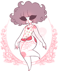 cherry by dollieguts