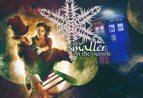 Smaller On The Outside by sailorjessi