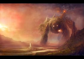 The Good Colossus by MartaNael