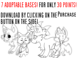 7 Adoptable Bases by Pand-ASS