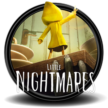 Little Nightmares Icon (6) by Malfacio