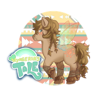 M.E.6.: Leo littel pony by Sparkly-Monster