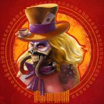 Mad Immortan Hatter Joe by fantasio