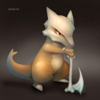 Commission for RaidDrakewind: Marowak