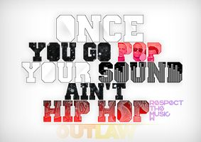HIP HOP statement by Outlawsarankan