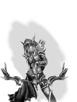 Sylvanas by creed731