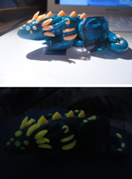Glow-in-the-Dark Dragon by Lucky101212