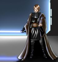 Anakin Skywalker by Hitokirisan