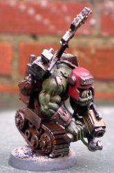 Ork Mekboy 2 by Punk-Noir
