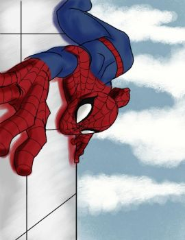 The marvelous Spiderman by yamilink