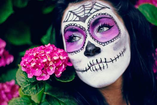 Day of the Dead by jessmaee
