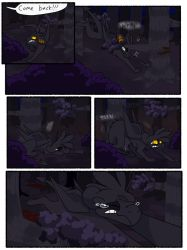 Realm Quest Chapter 2 Page 5 by EeveesAndDragons