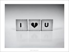 I Dont Love You by pedrocastro