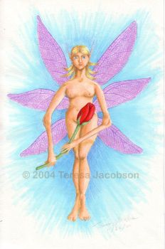 Freaky Faerie by kalany