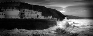 Whitby Waves 1 by ks-photo