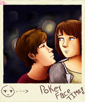 Poker Face TIME! by FairyCompass