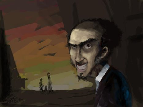 Count Olaf by paborito