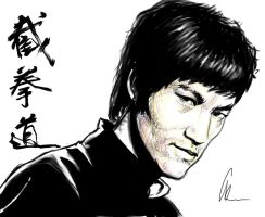 The Legend of Bruce Lee by CangDu