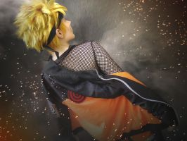 Naruto Uzumaki Cosplay by a4th