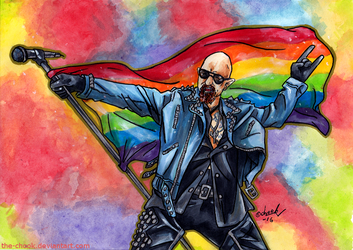 Rainbow Halford by the-ChooK