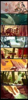 Bastion's 7 storybook peek by cheeks-74
