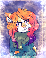 'Cause it's too cold by yumekkii